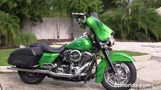 3. Used 2005 Harley Davidson Road King Custom