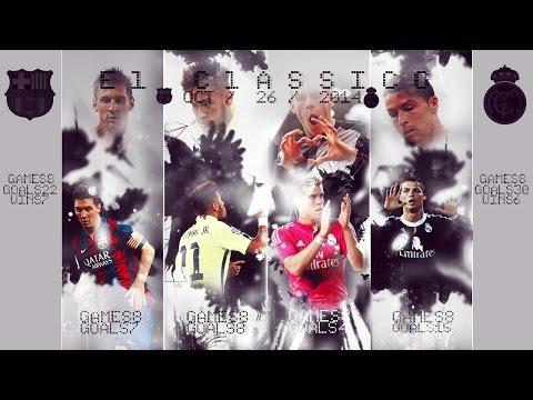 Real Madrid vs FC Barcelona | El Clasico Promo | 2014-2015 | HD