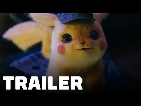 Pokmon Detective Pikachu Trailer