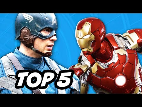 Agents Of SHIELD Season 2 Episode 14 - Intro Captain America Civil War