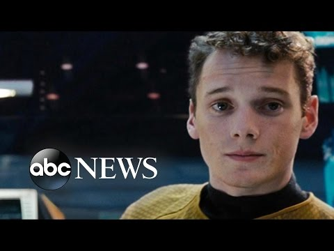 Actor Anton Yelchin Dies From a Car Crash at His Own House