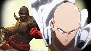Doomfist with One-Punch Man opening (edit by Mr.Freezzee )