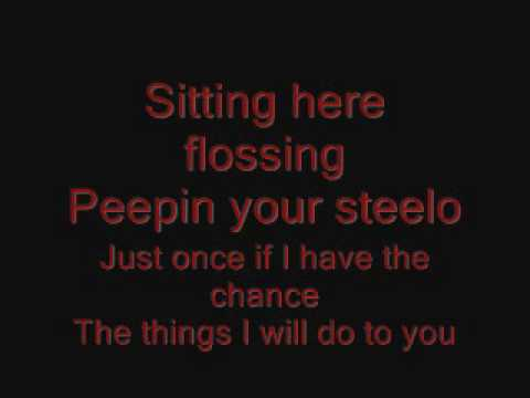 Ginuwine- Pony (Lyrics on screen)