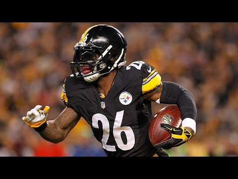 Le'Veon Bell 2016-17 Highlights