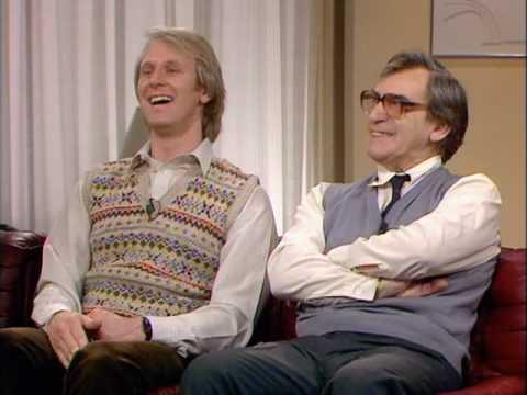 Archive Interview: Peter Davison & Patrick Troughton On Breakfast TV, 1983