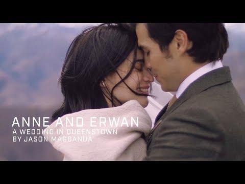 Anne Curtis and Erwan Heusaff's Wedding in Queenstown (видео)