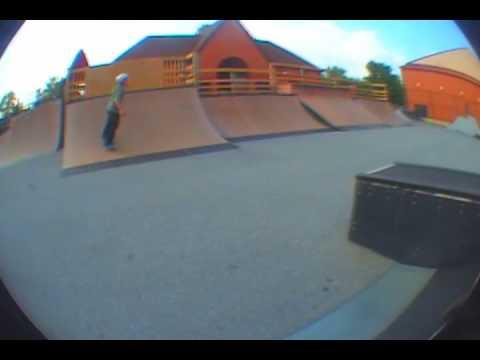 Gaithersburg Skatepark Session