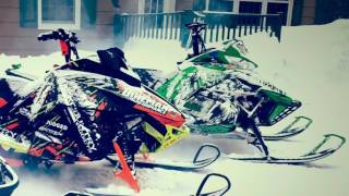 3. 2014 M8000 SnoPro Destruction/Crash Edit