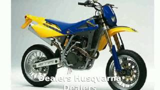 10. 2009 Husqvarna SM 510R Specification & Info