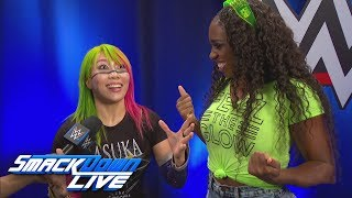 Nonton Why Did Asuka Help Naomi Last Week   Smackdown Live  Sept  11  2018 Film Subtitle Indonesia Streaming Movie Download