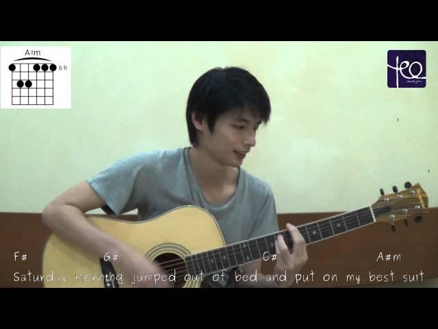 Chord Gitar Mudah Magic Rude