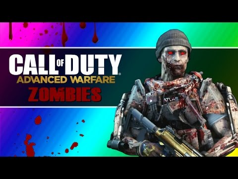 Exo Zombies – Nogla Needs to go to Bed! (Call of Duty: Advanced Warfare Funny Moments)