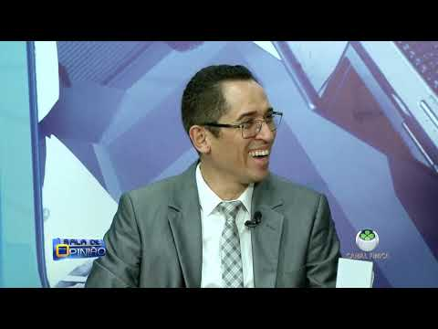 SALA DE OPINIÃO com Dr. APARÍCIO CARVALHO – GESTÃO DE SEGURANÇA