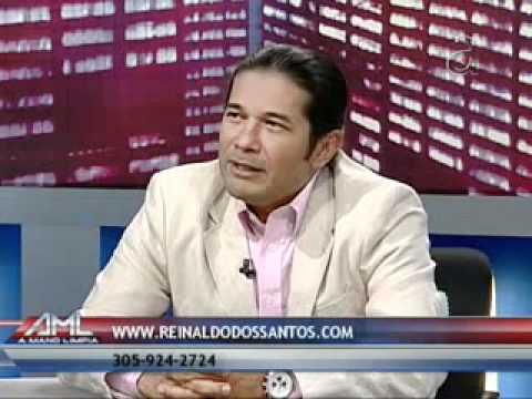 Reinaldo dos Santos - Profecías Abril 2012 en Miami - Entrevista Parte 1