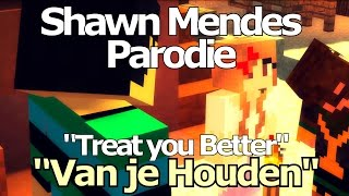 Shawn Mendes - Treat you better PARODIE -