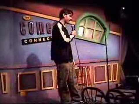 Pete Gustin @ The Comedy Connection, Boston