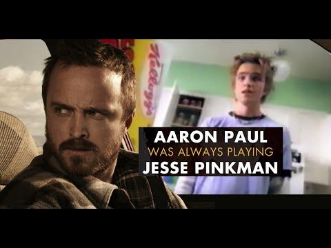 Aaron Paul Was Always Playing Jesse Pinkman