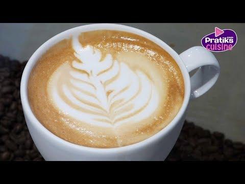 Les techniques de Barista - Comment faire un cappuccino