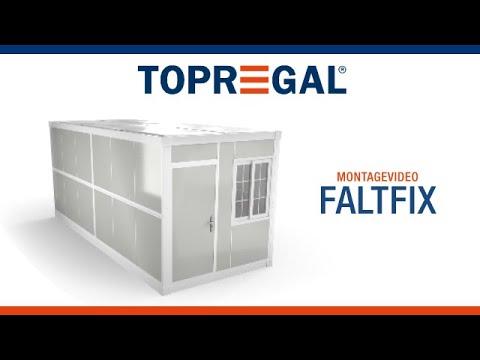 Montagevideo Faltcontainer FALTFIX