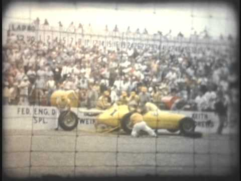 Indy500 from around 1956 or 57