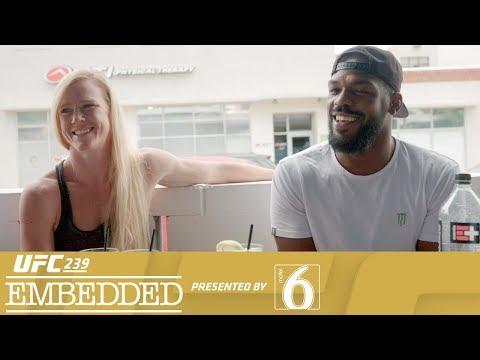 UFC 239 Embedded: Vlog Series - Episode 2