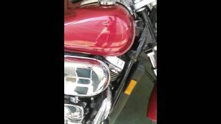 4. 2006 Honda shadow spirit 750