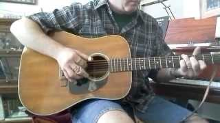 Click to watch Finally Fingerpicking Again