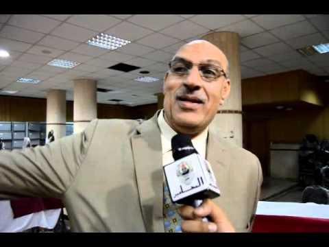 عبدالحليم: يقدم تقرير موجز عن اقبال المحامين بعد فتح باب الترشيح
