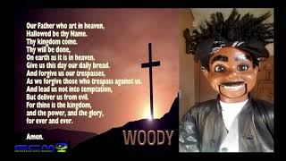 "Nobullying2020 Series, ""God First"" Woody & Rosco"
