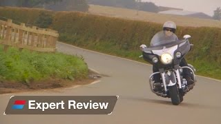 7. 2014 Indian Chieftain bike review