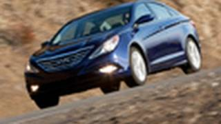 2011 Hyundai Sonata 2.0T Road Test Video