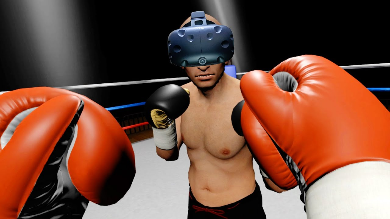 VR Boxing – Thrill of the Fight