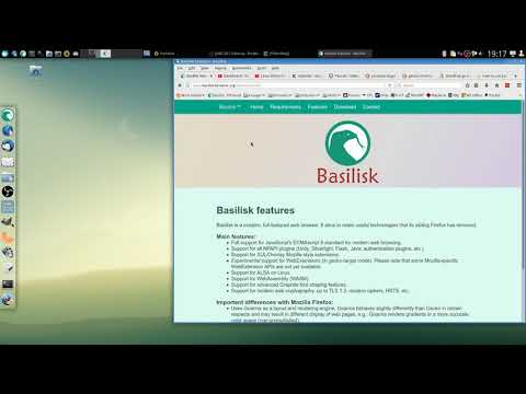 Mozilla FireFox alternative, use Basilisk or (better than) WaterFox!?