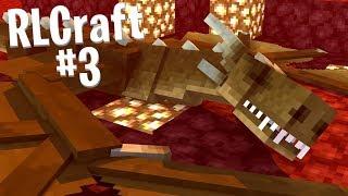 Minecraft But Its INSANELY Hard - Minecraft RLCraft Modpack #3 | JeromeASF