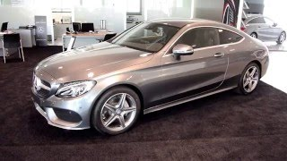 Mercedes clase C coupe