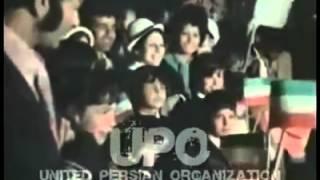 سخنان محمد رضا شاه پهلوی در مورد کورش بزرگ به همراه فیلمی کمیاب ازسفر به ایالات متحده آمریکا