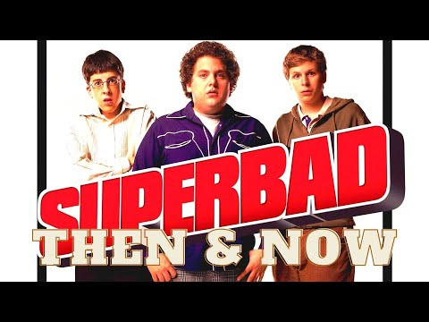 Superbad (2007) - Then and Now (2020)