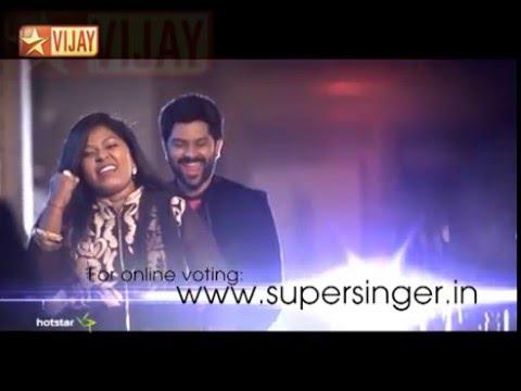Airtel Super Singer 5   Grand Finale Live 18th March 2016 | Vijay Tv Super Singer 5 Grand Finale   Winners list @ 6 00PM
