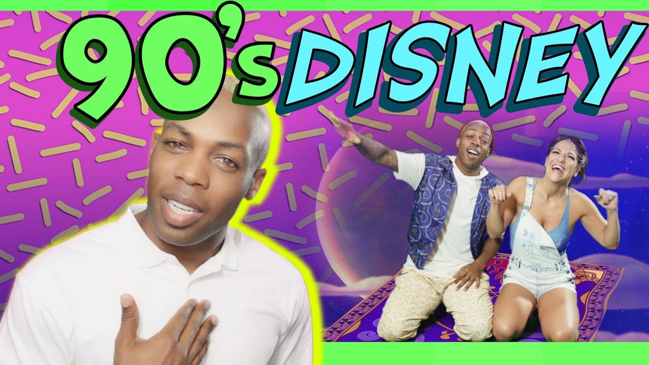 90s Disney by Todrick Hall