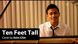 Ten Feet Tall (Afrojack ft. Wrabel) | Cover by Asim