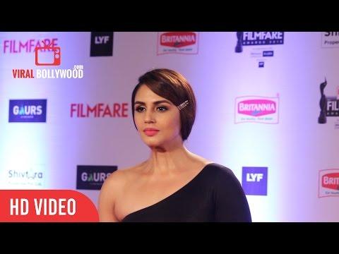 Huma Qureshi at Filmfare Awards 2016 | Red Carpet | ViralBollywood