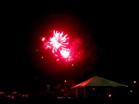 4th of July Firework Show - La Feria, TX