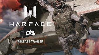 Состоялся релиз шутера Warface на PlayStation 4