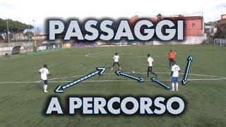 PASSAGGI DI INTERNO A PERCORSO