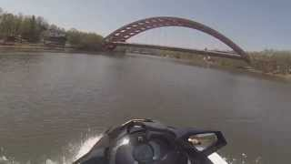 5. 2014 Sea Doo wake 155