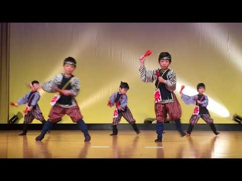 獅子の舞 (太井保育園)