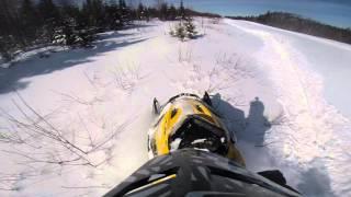 7. ski doo tundra 550f fresh powder