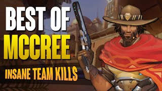 Some of the best McCree Team Kills & Deadeyes in Overwatch!Subscribe for more Overwatch content: http://bit.ly/2b9xsxuTRIPLE YOUR FPS in Overwatch: http://bit.ly/2bxzRqe --------------------------------------------------------------------------------My Links:• YouTube: http://tinyurl.com/lpgfmqt• Twitter: http://tinyurl.com/ktfxz7y• Instagram: http://tinyurl.com/l2da3gp• Twitch: http://tinyurl.com/nu6d9ub--------------------------------------------------------------------------------(836798402)
