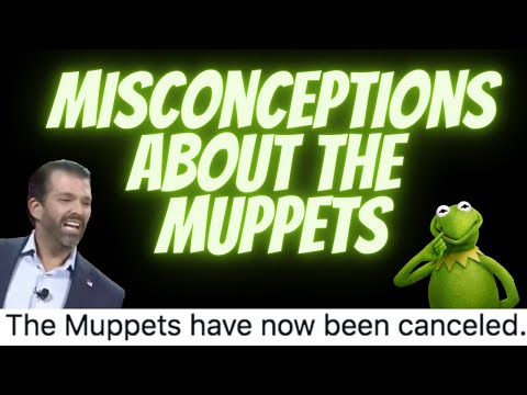 Misconceptions About The Muppets