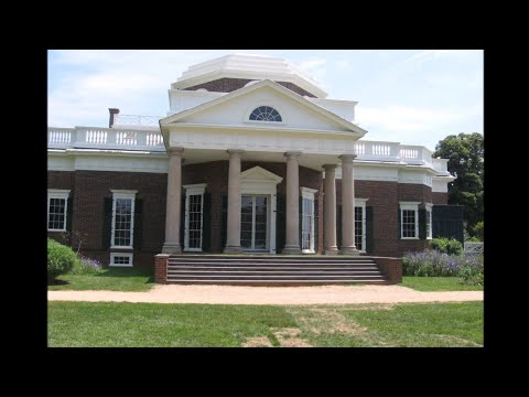 My Visit To Monticello In Charlottesville VA